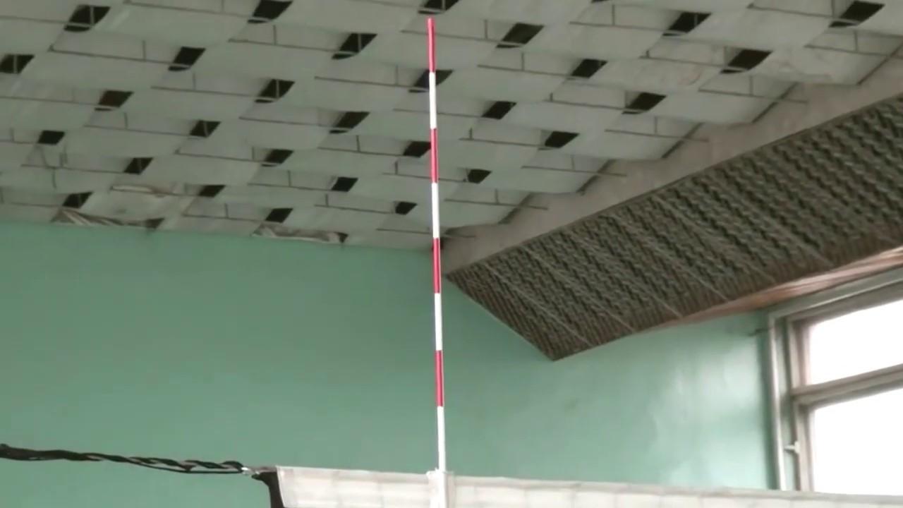 Волейбольные антенны - применение