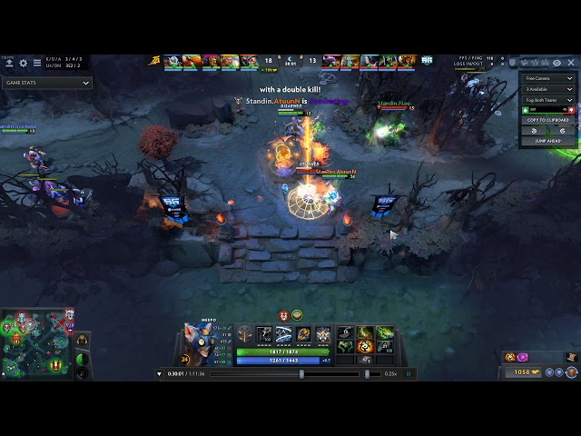 Dota 2 Team Disqualified After Allegedly Testing Positive