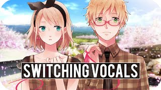 Nightcore - Closer「Switching Vocals」