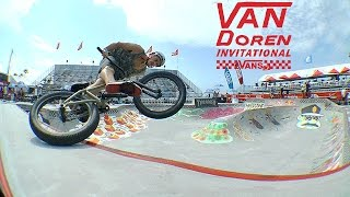 2015 Van Doren Invitational - Practice Video Day 2 | RideBMX