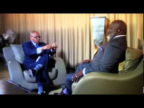 Interview with Bishop Bloomer on The Word Network