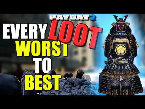 Every LOOT ranked