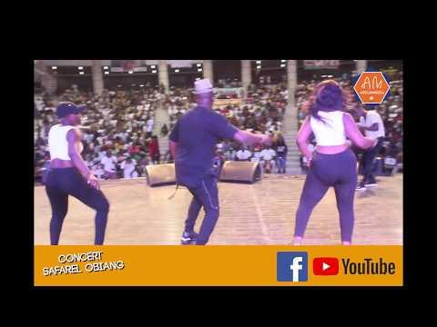 Safarel Obiang Concert- Palais de la culture 1ère Partie
