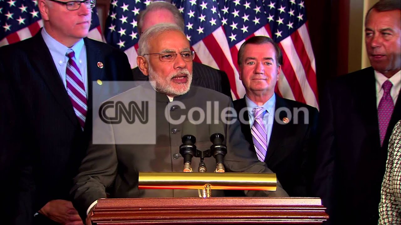BOEHNER PELOSI WELCOME INDIAN PM TO US