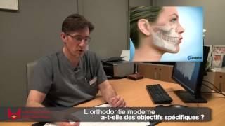 L'orthodontie moderne a-t-elle des objectifs spécifiques ?