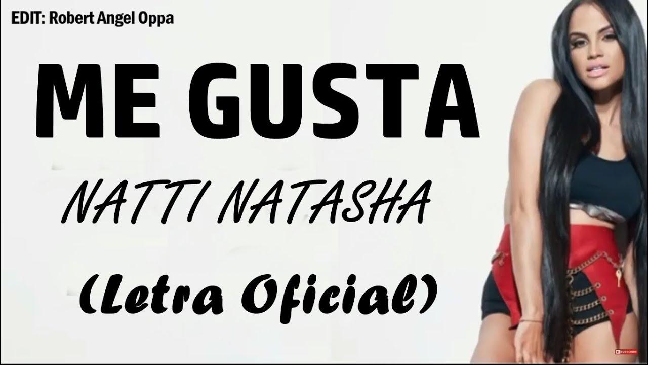 Natti Natasha - Me Gusta [LETRA/LYCRIS] HD - смотреть онлайн
