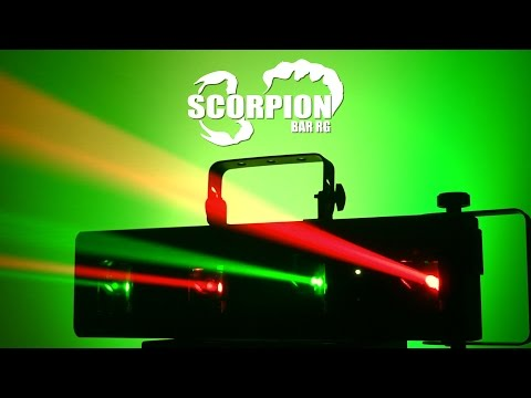 ChauvetDJ Scorpion Bar RG