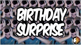 Robs Birthday Surprise - Twitch