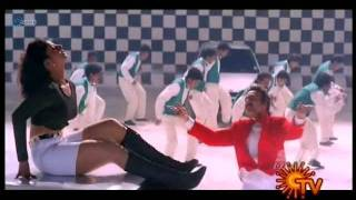 Rambha swimsuit show in tamil movie ullathai alli tha | hot songs