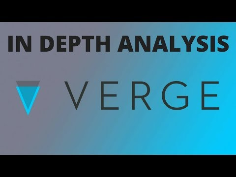 VERGE - In depth Analysis - Price Predictions