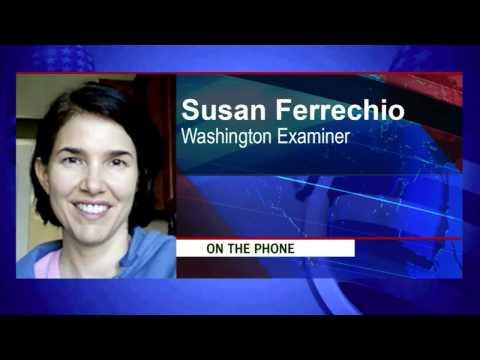 Susan Ferrechio -Chief Congressional Correspondent for The Washington Examiner