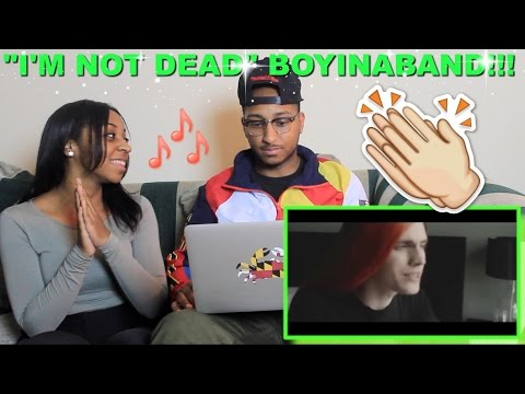 "Couple Reacts : ""I'm not dead."" By Boyinaband Reaction!!!"