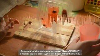 Урок по мыловарению№2/Мишка из мыла