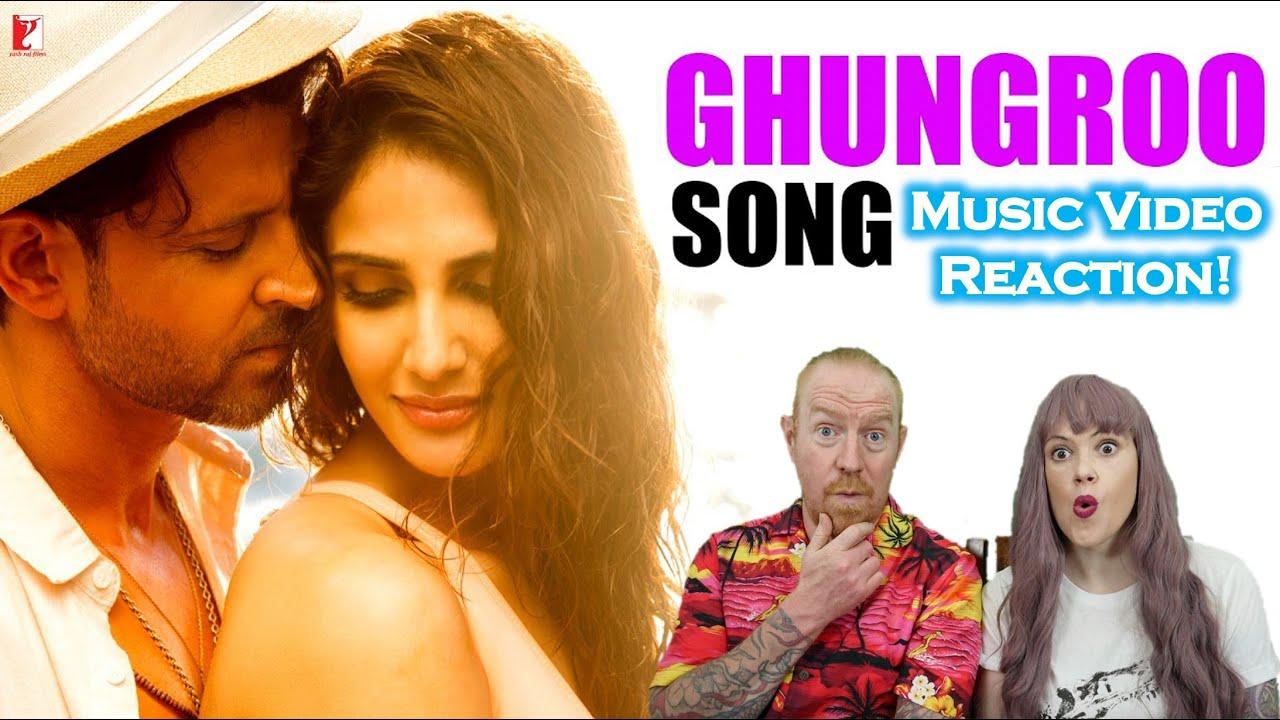 JAI JAI SHIVSHANKAR Music Video Reaction | War | Hrithik Roshan | Tiger Shroff | Jaby & Miriam Macip