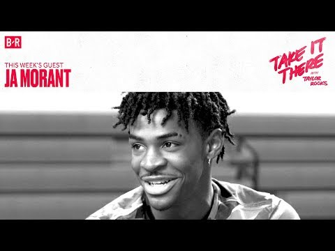 "Ja Morant Names His Dream NBA Starting 5 | ""Take It There"" With Taylor Rooks S1E7"