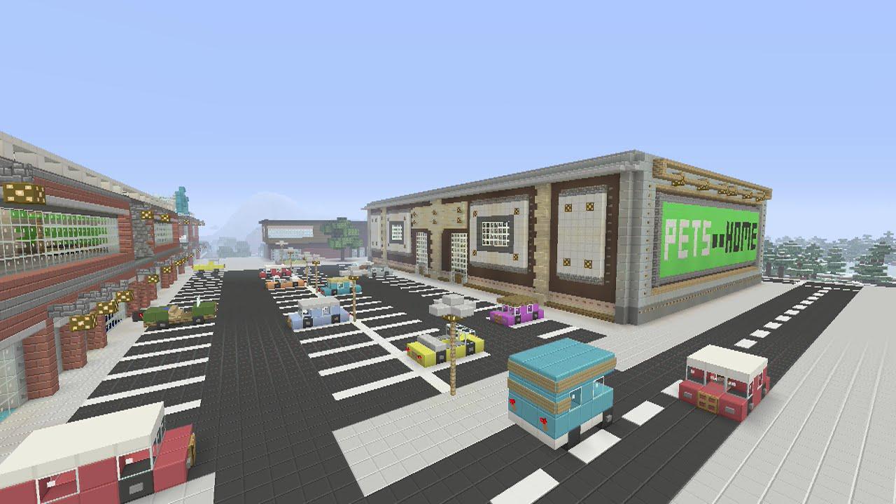 Minecraft Xbox - Argos & Pets At Home