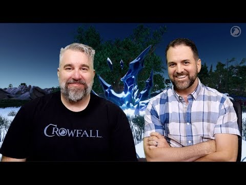 Crowfall - ACE Q&A for July