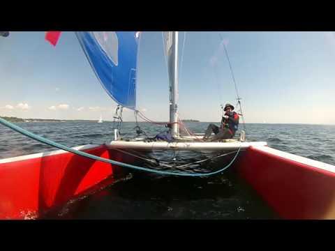 Nacra 6.0NA Solo - Lake Champlain