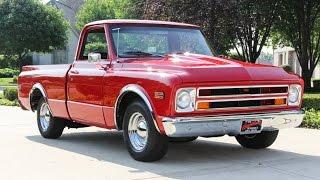 1968 Chevrolet C 10 Pickup For Sale