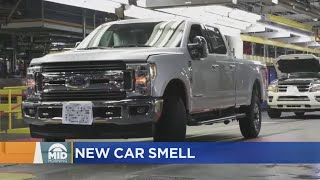 Ford Wants To Eliminate 'New Car Smell' In China Market(, 2018-11-20T15:49:49.000Z)