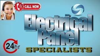 electrical panel upgrade repairs riverside 200 amp 300 amp