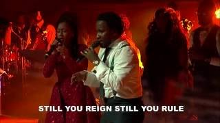 still you reign   sonnie badu ft annie badu official live recording