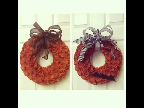 Diy Wreath Bows Tutorial How To Make