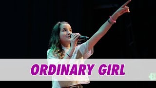 Annie LeBlanc - Ordinary Girl (Live in Houston)