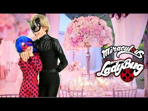 Новая серия Леди Баг и Супер Кот LOVE STORY в реальной жизни !!!