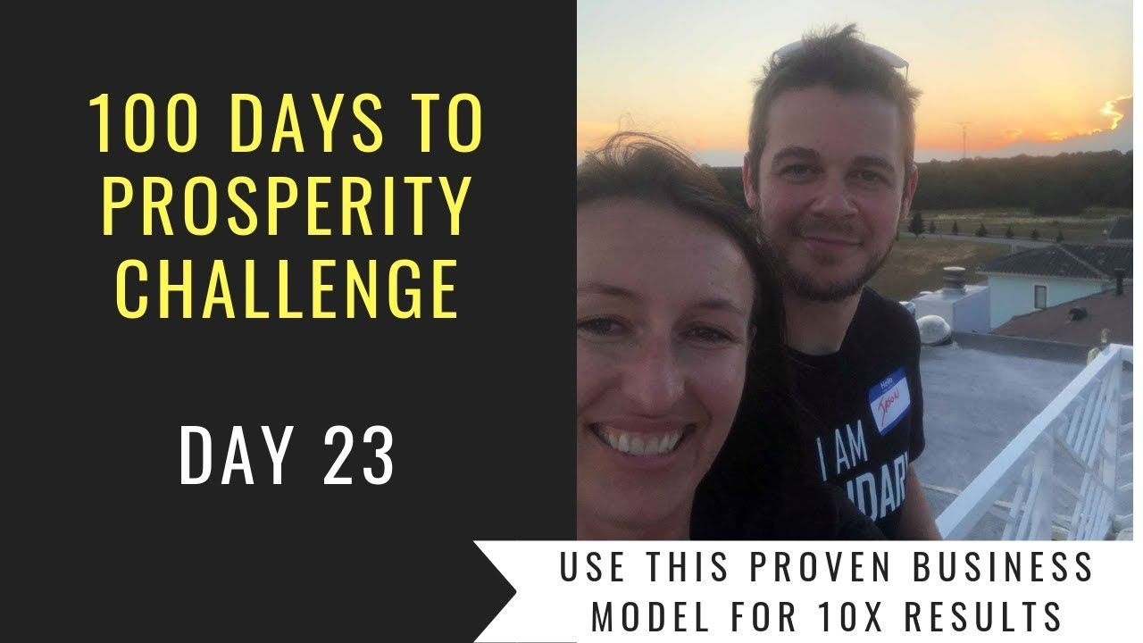 10x your business with this proven business model - PLUS clickfunnels review - Day 22
