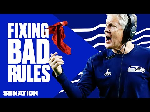 6 bad rules the NFL needs to change | Uffsides