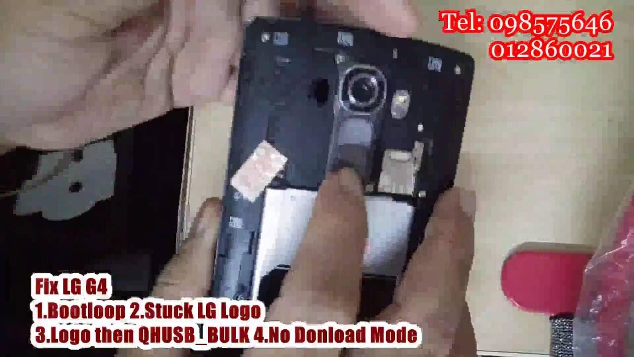 Fix LG G4 - Bootloop - Logo Stuck - QDLoader 9008 - No Download Mode |  xSolution