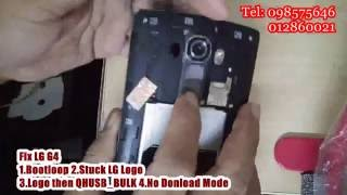 Fix LG G4 - Bootloop - Logo Stuck - QDLoader 9008 - No Download Mode | xSolution