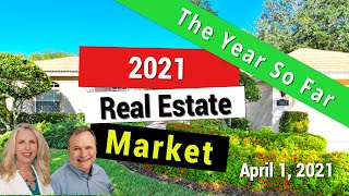 Sarasota Real Estate Market Update Q1 2021