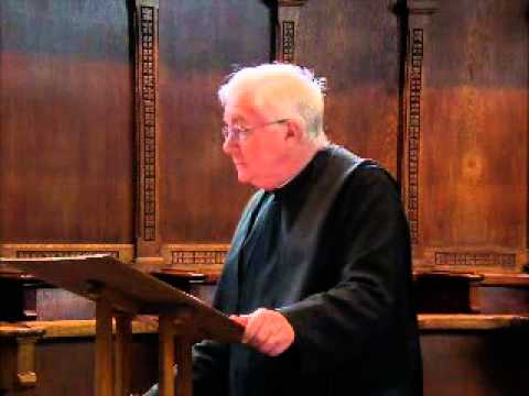 """St. Anselm's Day of Recollection - """"Benedictine Spirituality for Everyone"""" Talk by Fr. Michael Hall"""