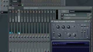 FL Studio Tutorial Basics - Vocoder Explained - Warbeats Tutorial