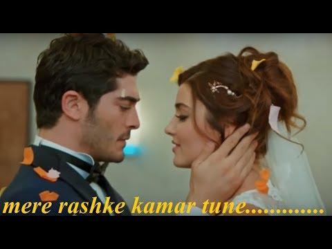 Mere raske kamar @ hayat and murat romantic video