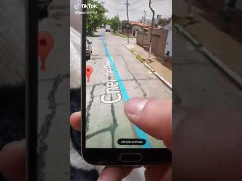 Google Maps - Tik Tok