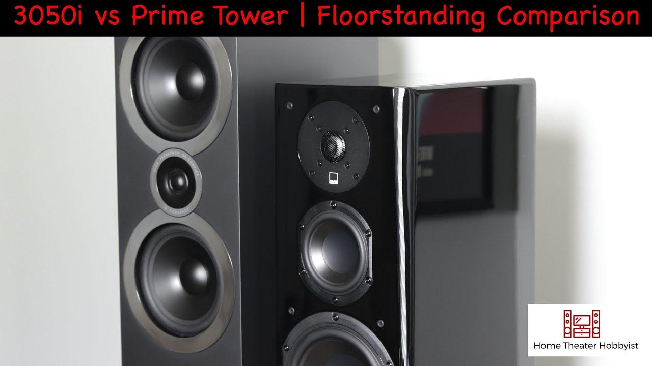 SVS vs Q Acoustics   Floorstanding Speaker Comparison with a Mini Comparison to Klipsch