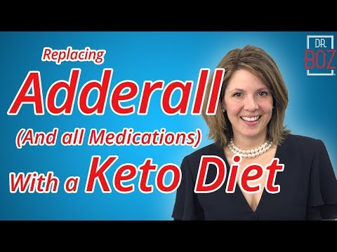 the fast diet on adderall
