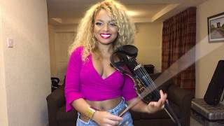 MAPY VIOLINIST - Mwaka Moon by Kalash ft Damso (VIOLIN COVER)