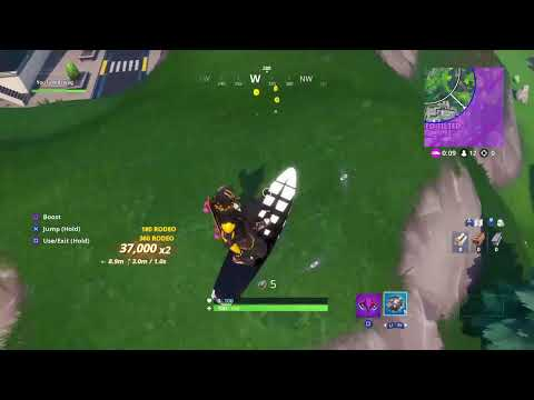 Fortnite Custom Controls Tour And New Surfin Game Mode