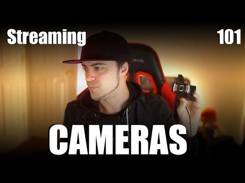 Streaming 101 - Part 5: Cameras