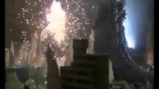 Godzilla Vs SpaceGodzilla Redux