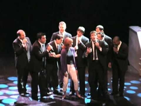 "Straight No Chaser - ""You Lost That Loving Feeling"" Aug 27"