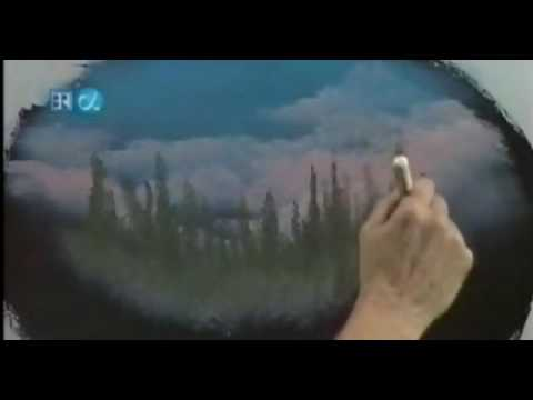 Bob Ross   The Joy of Painting   S24 04   Little Home In The Meadow