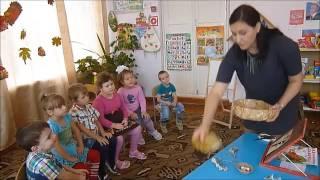 Занятие в старшей группе детского сада