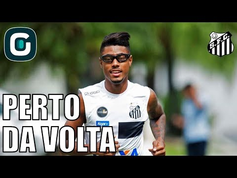 Santos Enxuga Elenco E Bruno Henrique Está Voltando- Gazeta Esportiva (12/04/18)