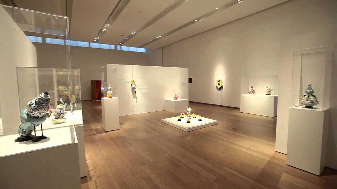Breaking Boundaries at the Gardiner Museum - YouTube