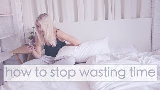 One of muchelleb's most viewed videos: How to Stop Wasting Your Time - 9 Tips